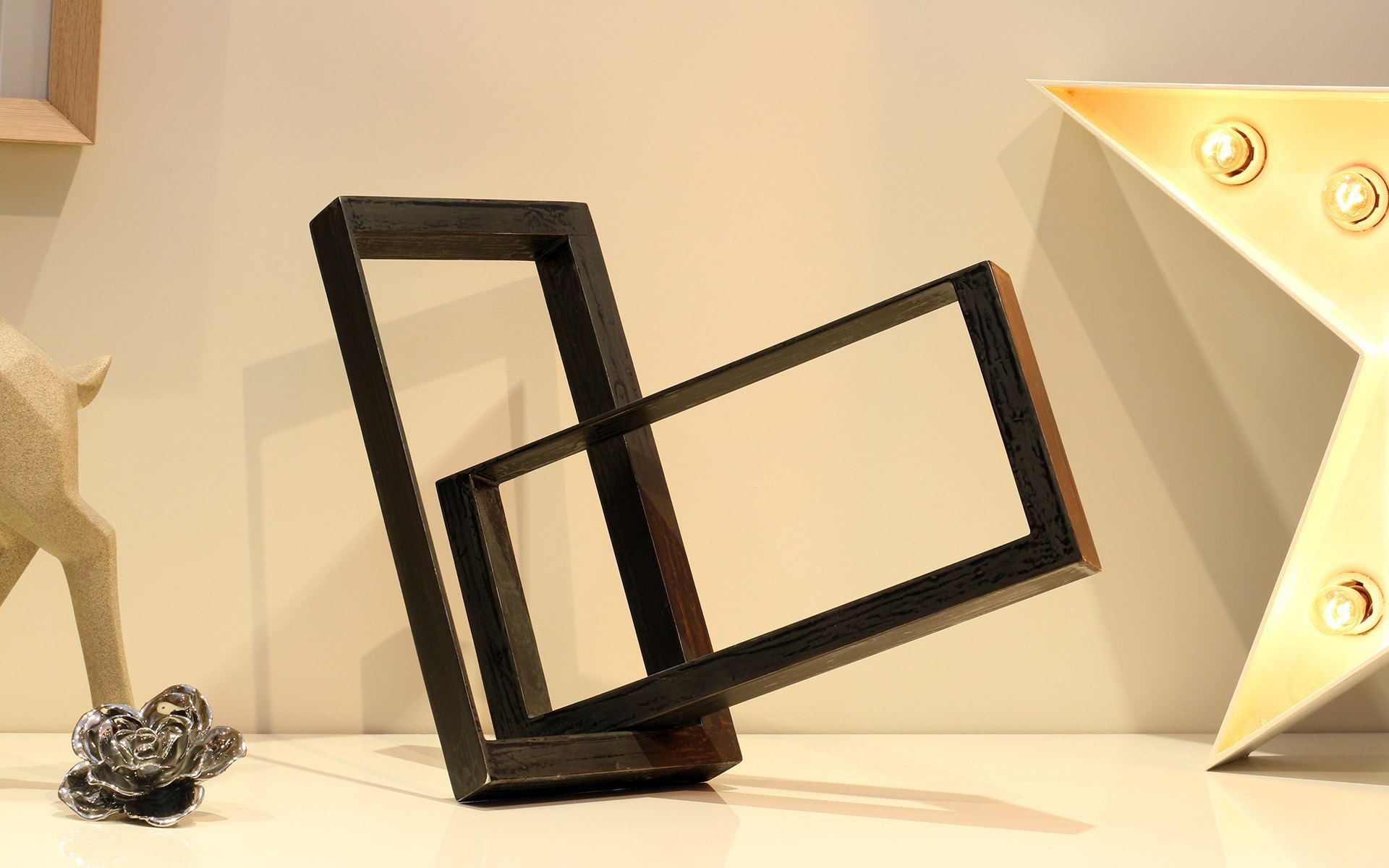 Sculpture - Wooden Frames | Sculptures